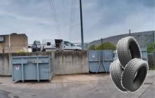 Collecte pneus CCRC